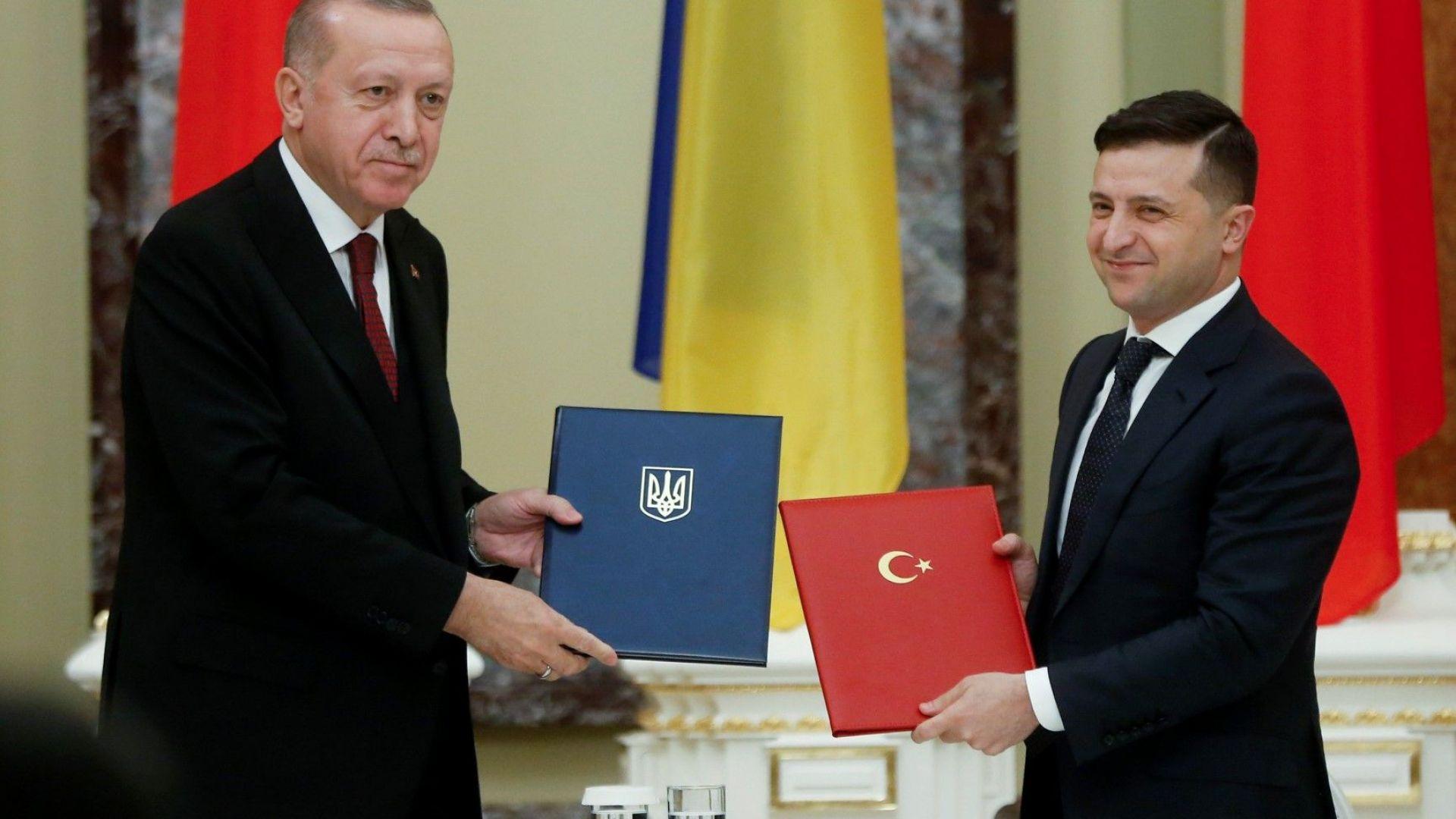 Турция не признава незаконната анексия на Крим и ще продължи
