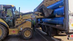 Отстраниха аварията по водопровода в Перник