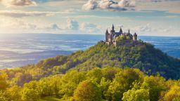 Чии са замъците и богатствата на династията Хоенцолерн