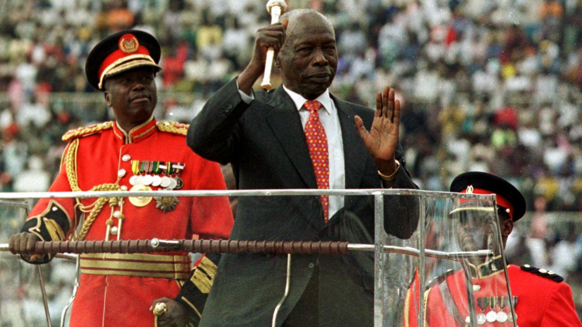 Почина бившият президент на Кения Даниел арап Мои, управлявал 24 години
