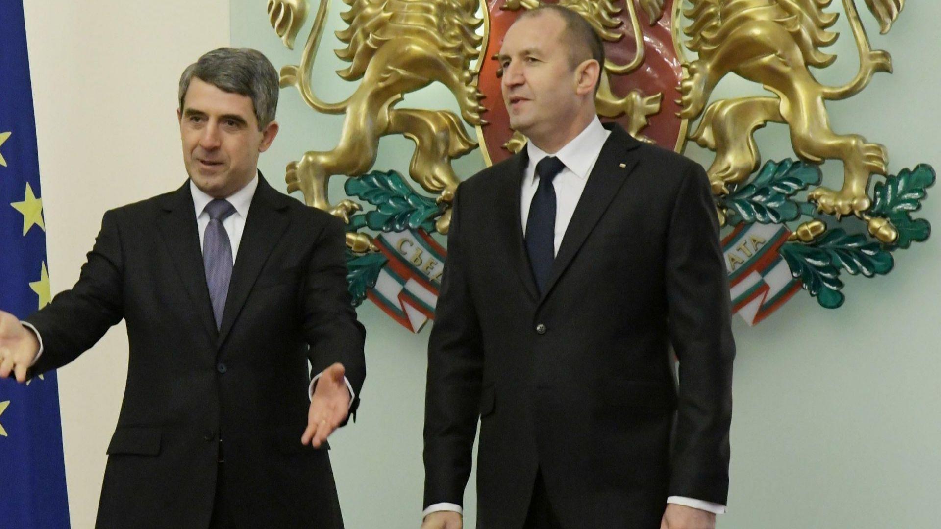Росен Плевнелиев: Има един лош и един разумен вариант за България
