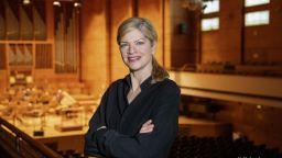 """Първата дама-диригент в """"Арена ди Верона"""" вече репетира за концерта у нас"""