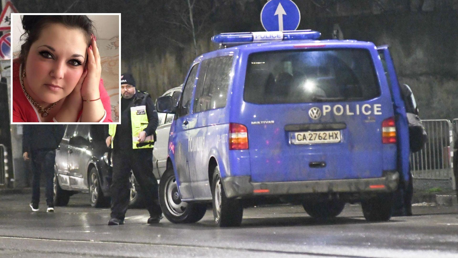 Задържаха мъжете, заляли с киселина млада жена в София