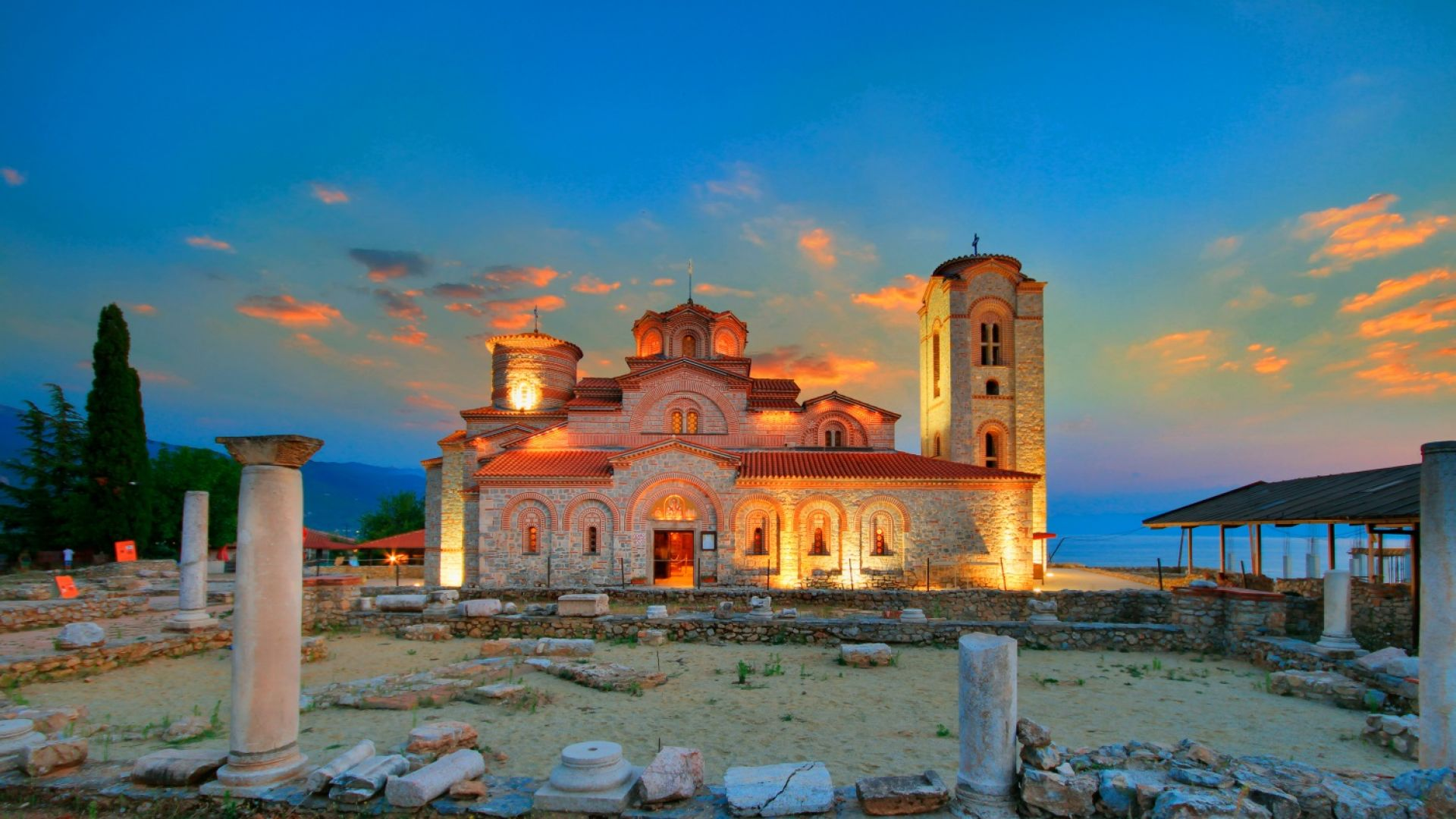 Манастири обиколки в Северна Македония Ако попитане някой скопянец -