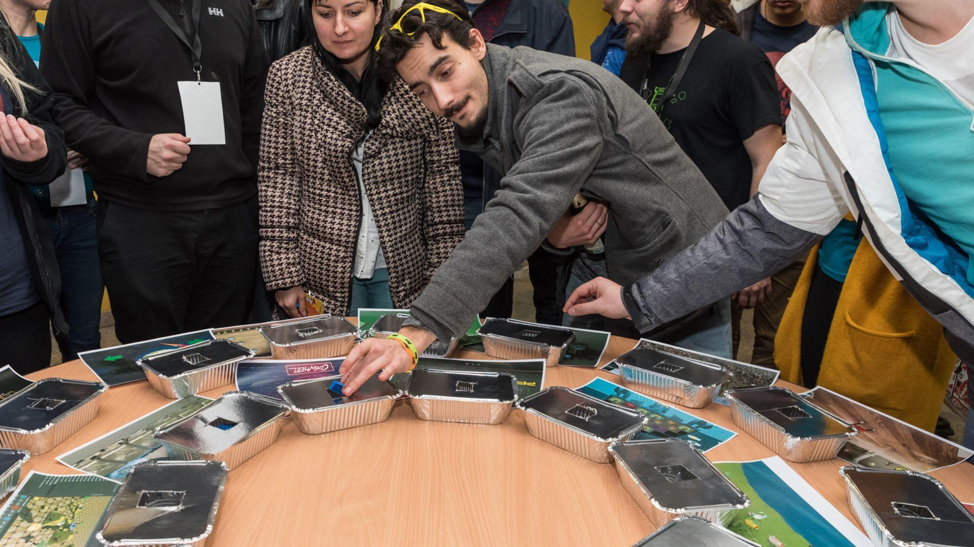 26 видео игри бяха създадени за 48 часа в София