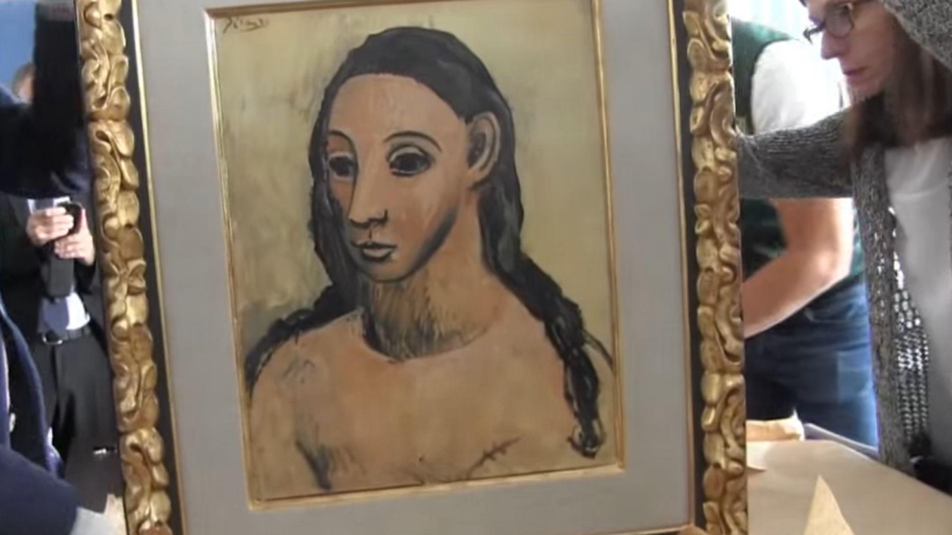 """""""Глава на млада жена"""" на Пикасо прати испанския банкер Ботин за 3 г. в затвор"""