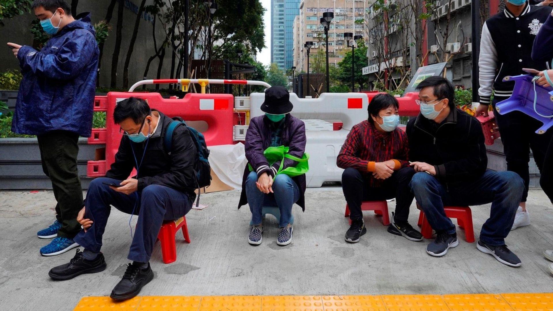 Над 23 000 души в Китай са болни от новия коронавирус, 491 са починалите