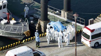 Граждани от 5 държави са заразените на круизния кораб, застигнат от коронавирус