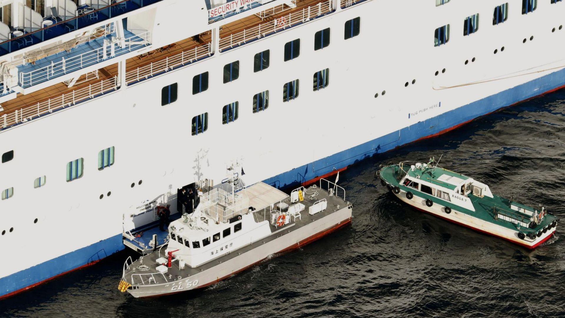 Круизни кораби няма да плават от пристанища в САЩ до септември