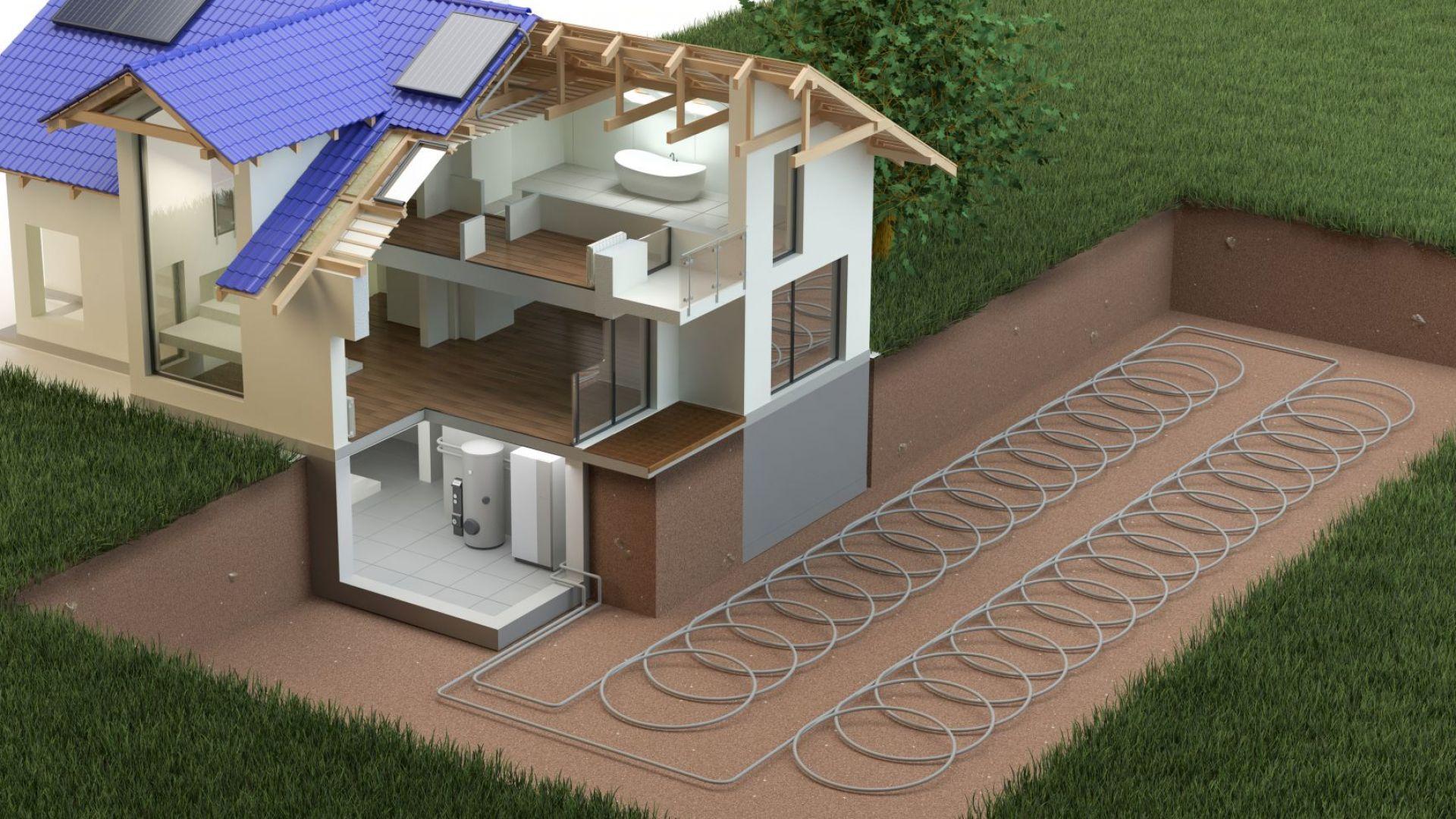 Това ли е отоплението на бъдещето? Термопомпите стават все по-популярни