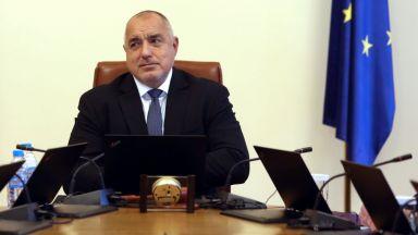 Борисов: Ние не воюваме с никого, оставям на съвестта на всеки, който го прави (видео)