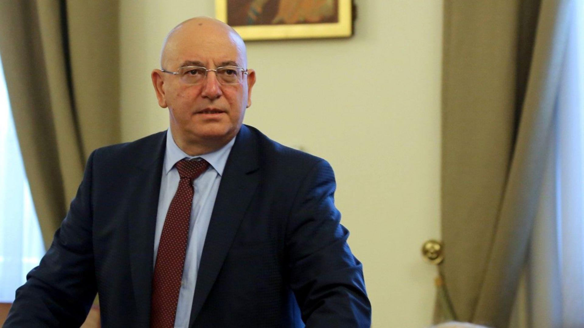 """Емил Димитров: Само ТЕЦ """"Сливен"""" има право да гори отпадъци"""
