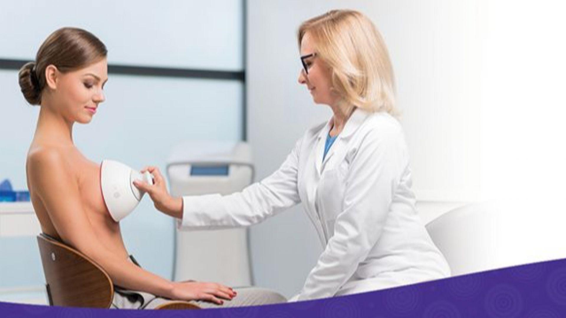 Кой е най- новият уред за ранно изследване рака на гърдата?