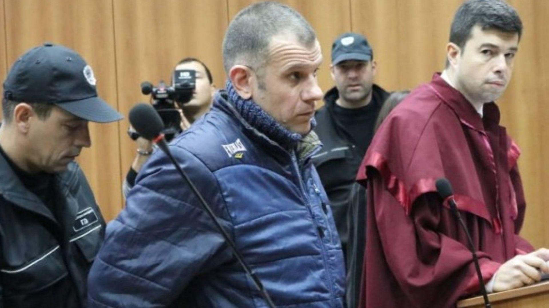 Рейнджърът Светослав се извини на цялата армия, че е убил колежка. Получи 16 г. затвор
