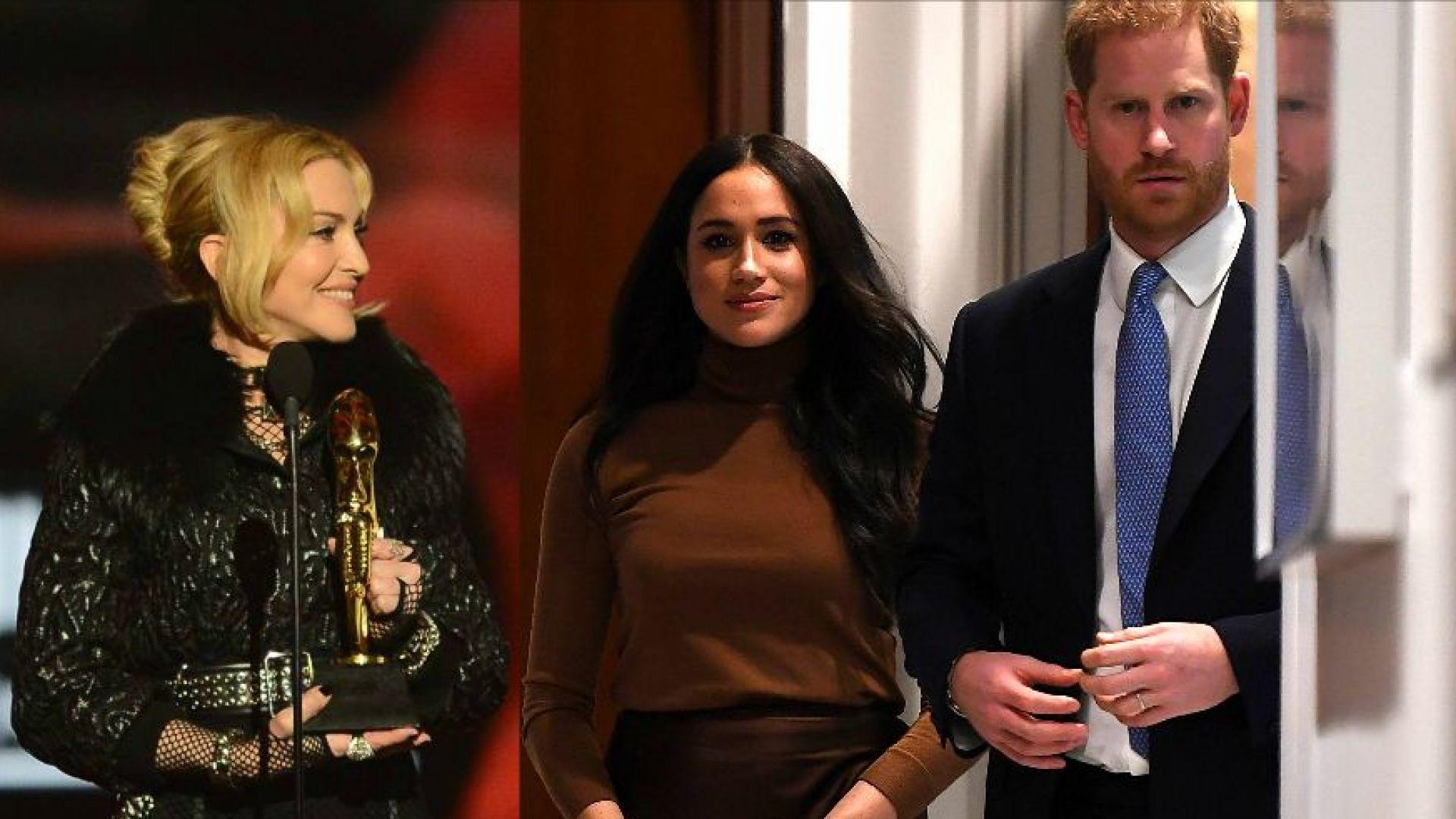 Мадона предлага на Меган и Хари апартамента си в Ню Йорк (видео + снимки)