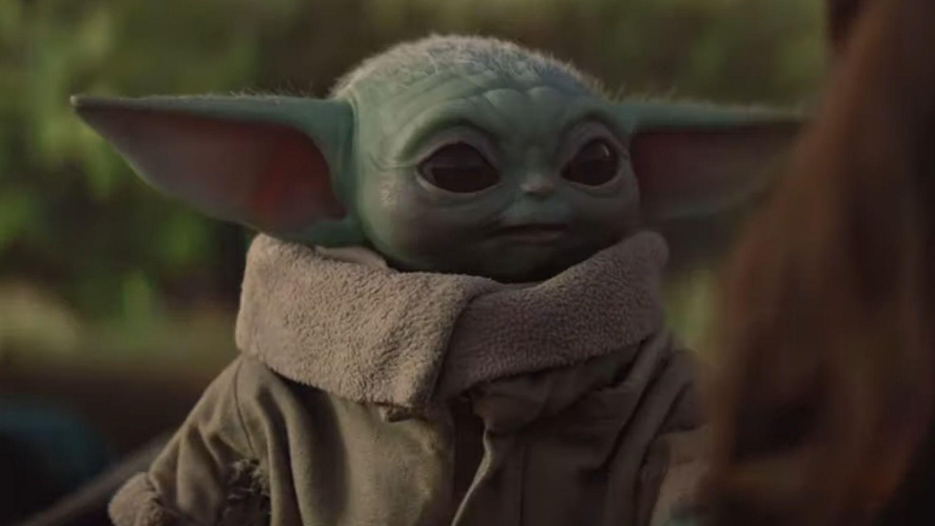 Бебето Йода се завръща на екран наесен