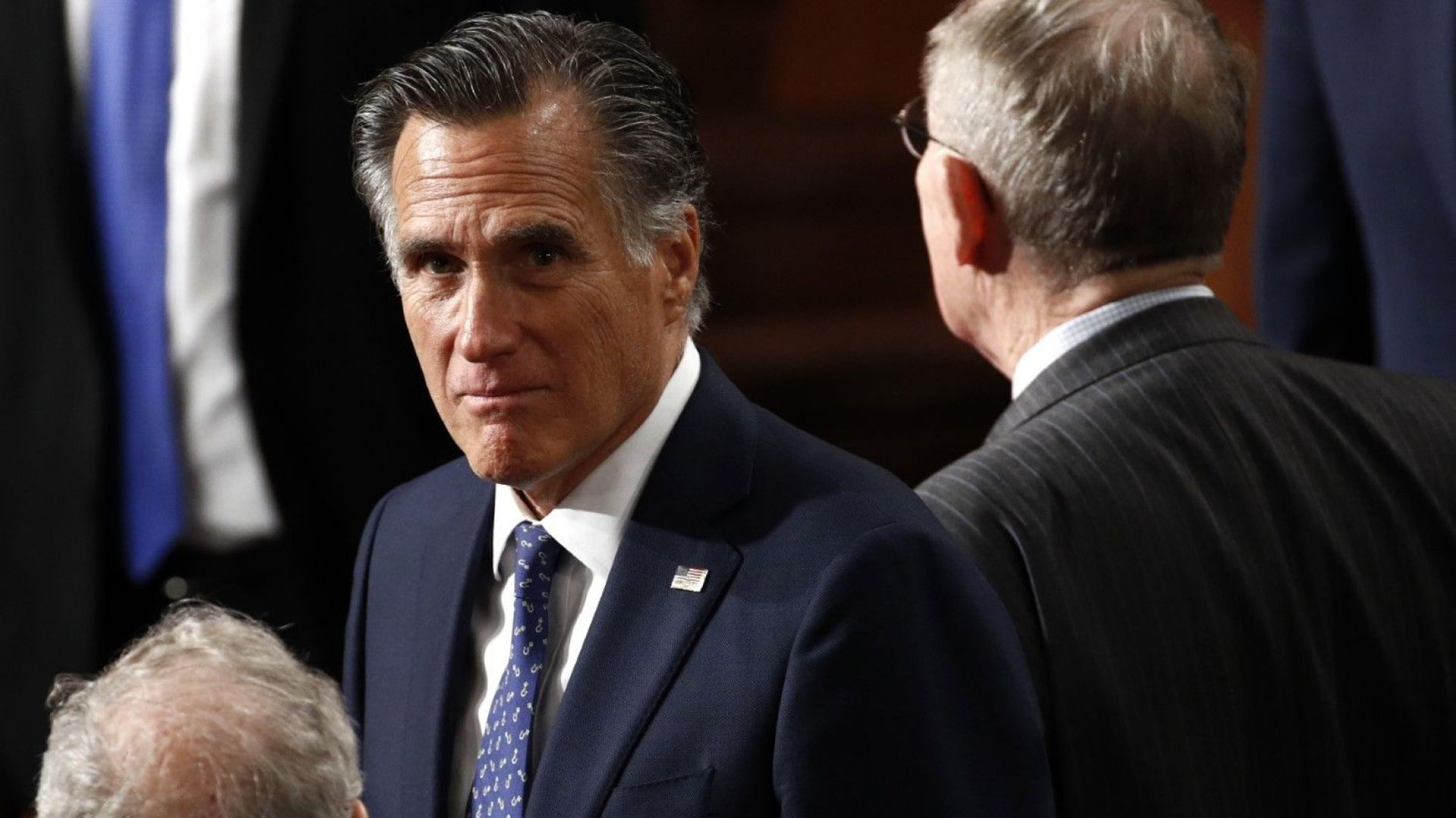 Сенаторът републиканец Мит Ромни отправи остри критики към президента на