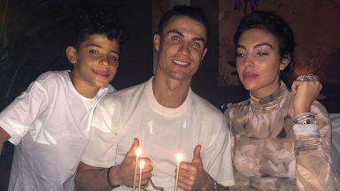 Роналдо на рождения си ден: Мислех, че на 35 ще ловя риба в Мадейра