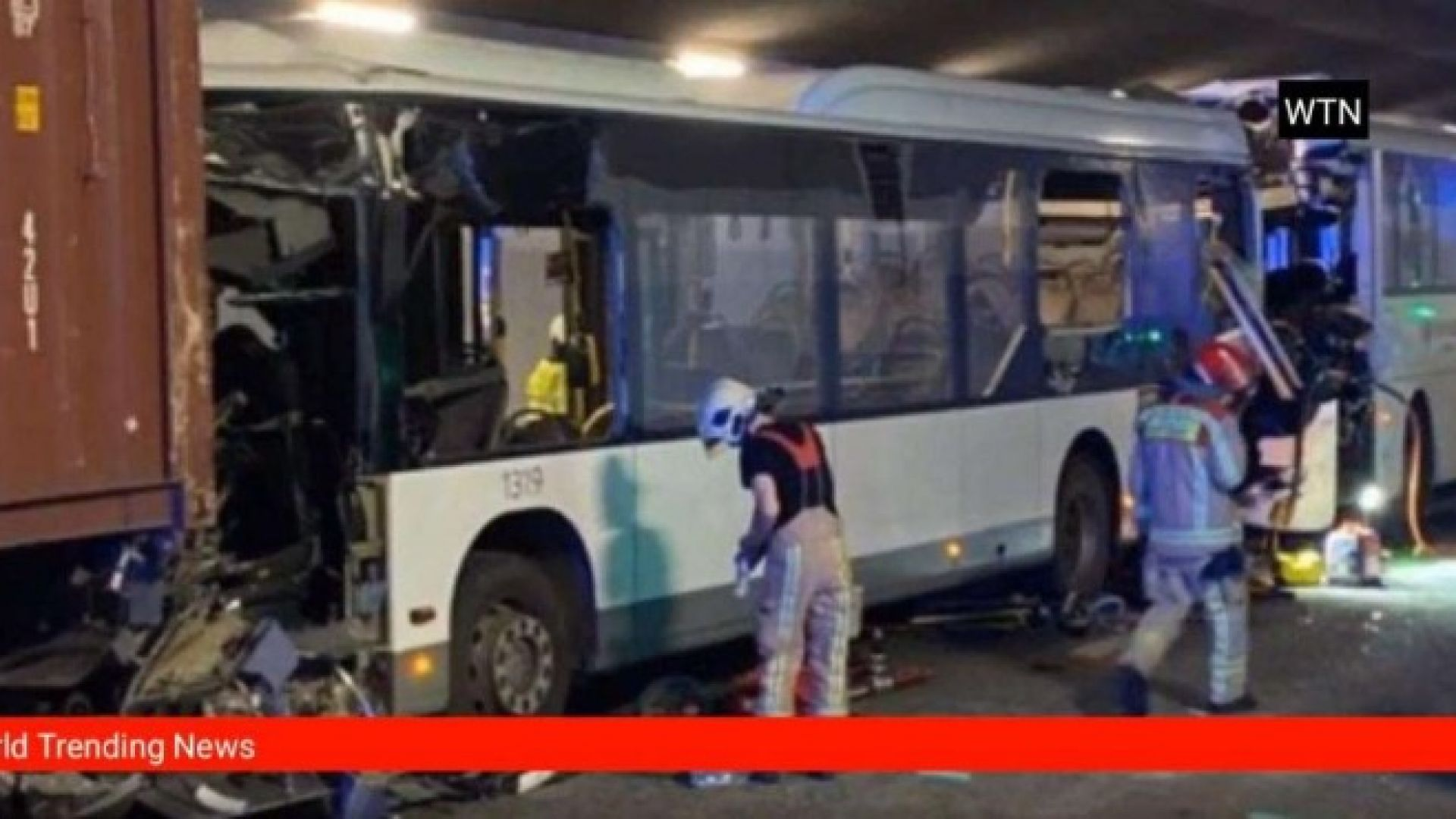 Българин е предизвикал верижна катастрофа с жертва и ранени в Белгия