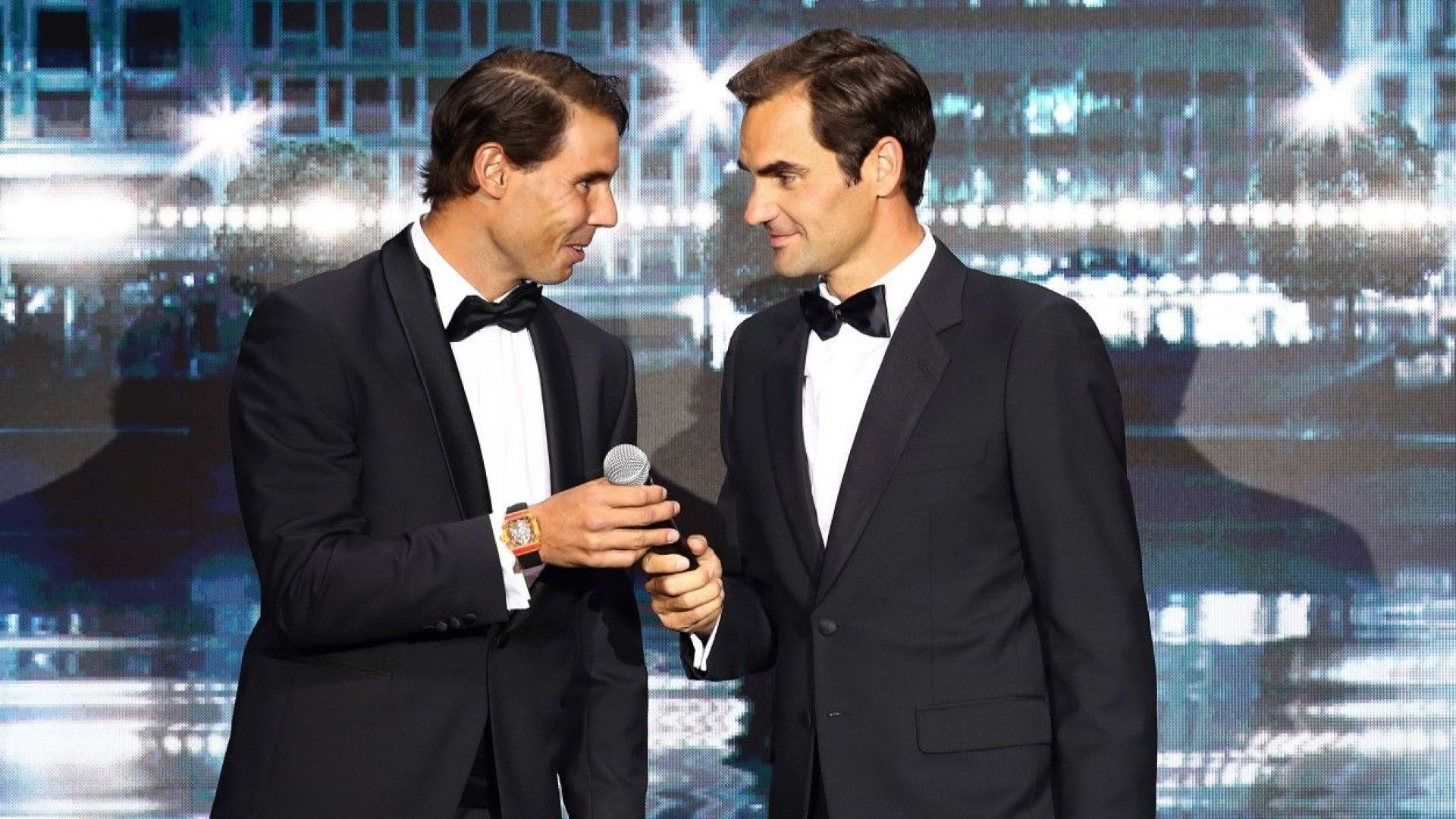 Подготвят филм за съперничеството Надал - Федерер