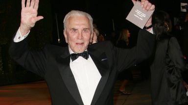 Кърк Дъглас завеща цялото си състояние от $60 млн. за благотворителност