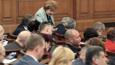 Парламентът прие без дебати промените във Валутния закон