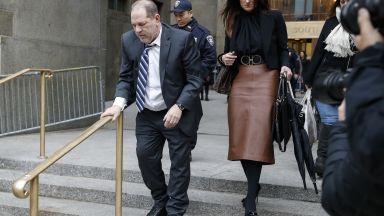 Съдия провали плана за общо обезщетение от $19 млн. за жертвите на Уайнстийн