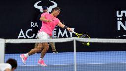 Рафа Надал: Кого е подкрепял на финала, какво е да си известен и има ли я още олимпийската мечта
