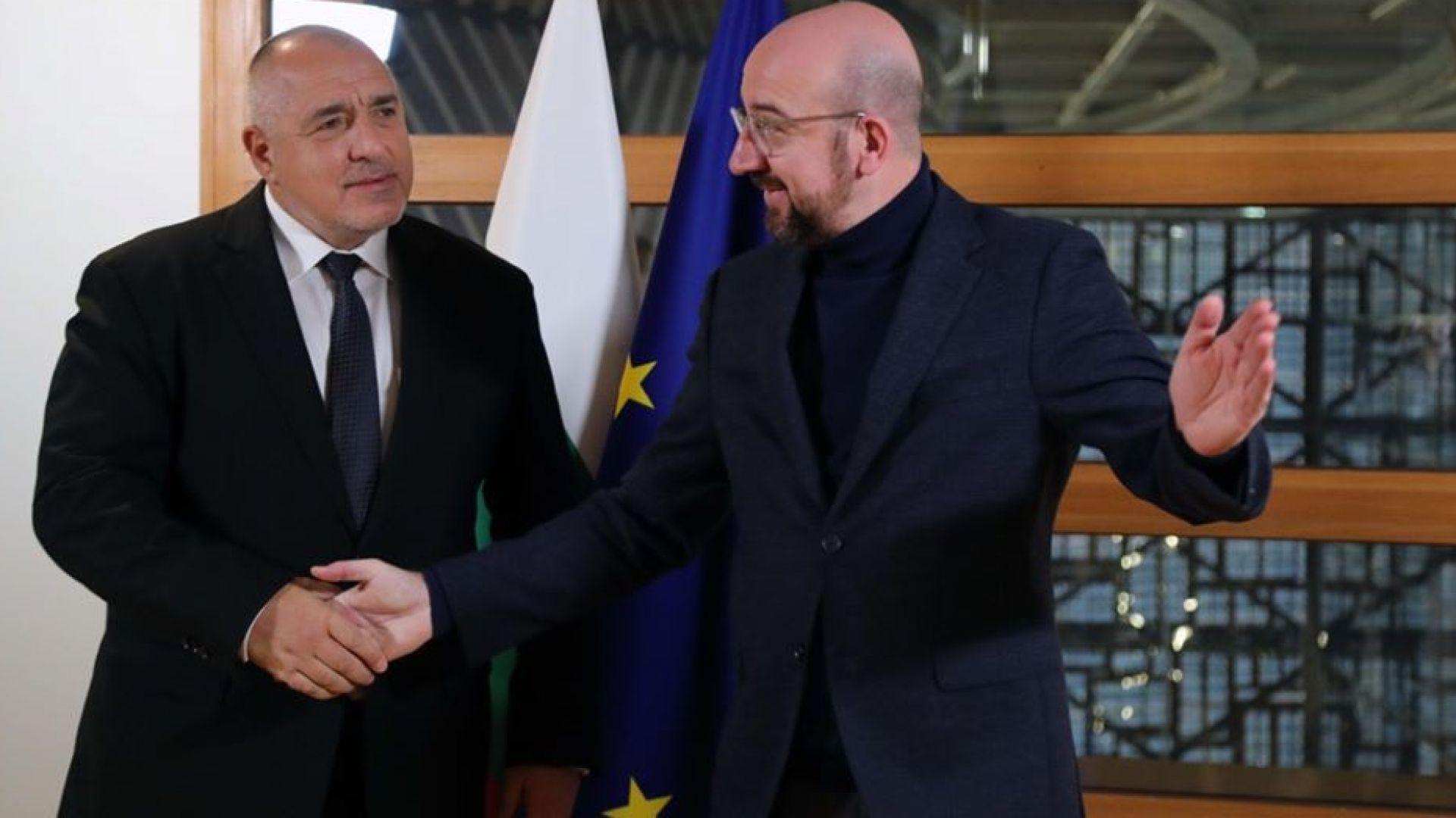 Борисов: Не виждам държава с евро да е по-зле от България, но зелената сделка е проблем (видео)