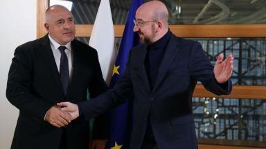 Борисов: Не виждам държава с евро да е по-зле от България, но зелената сделка е проблем