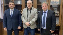 Гешев, Маринов и Банов създадоха група за борба с престъпленията с културни ценности