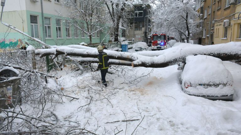 Четири села в Русенско са без ток