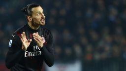 Съдбата на Милано - отново в ръцете на Златан