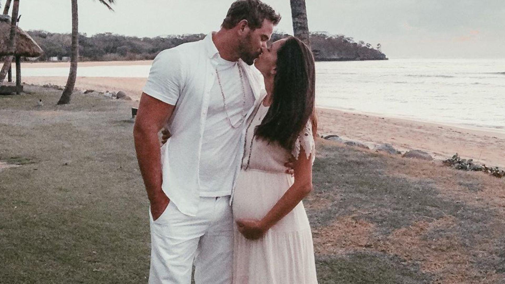 Келан Лъц и Британи Гонзалес са загубили бебето си