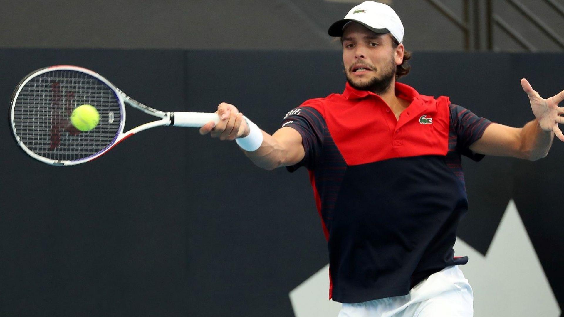 Палачът на Гришо безславно загуби четвъртфинала в Монпелие
