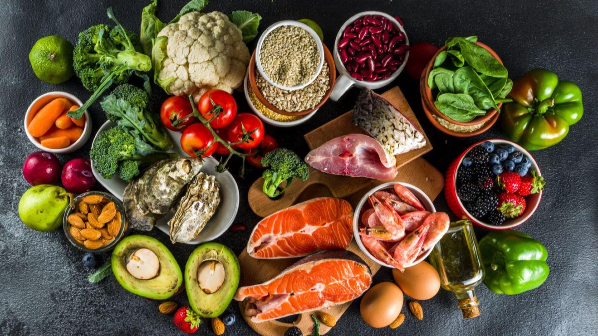Какво представлява пескатарианската диета