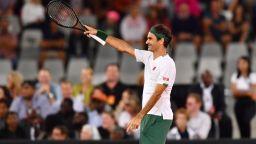 """Федерер посочи две основни цели за 2021 г., не спомена думата """"отказване"""""""