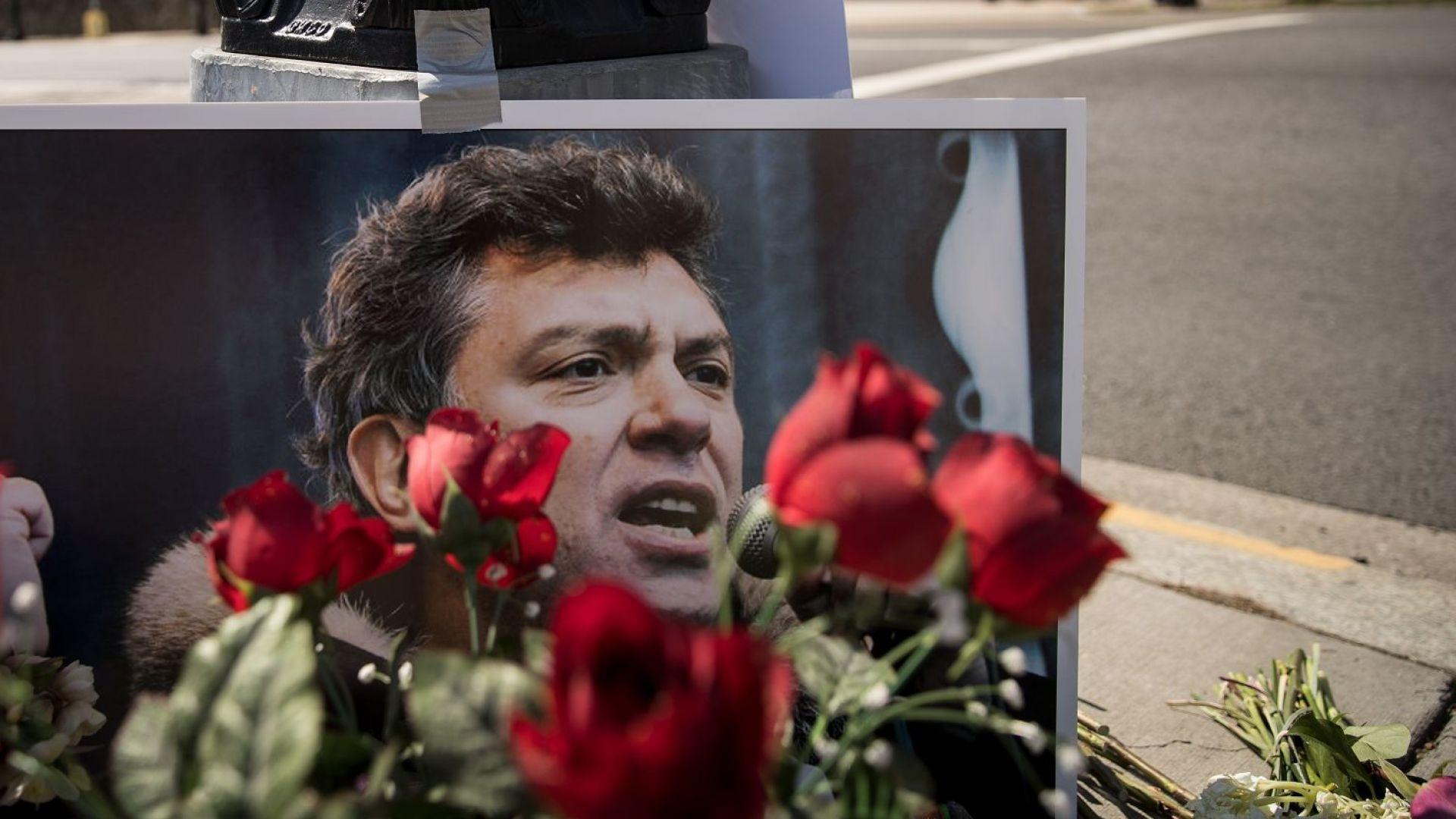 Площадът пред руското посолство в Прага ще носи името на Немцов