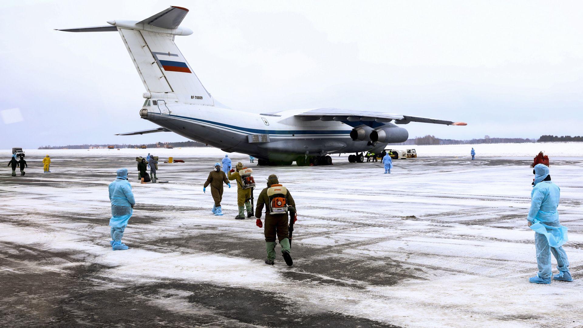 Как бях евакуирана от Ухан - една рускиня разказва