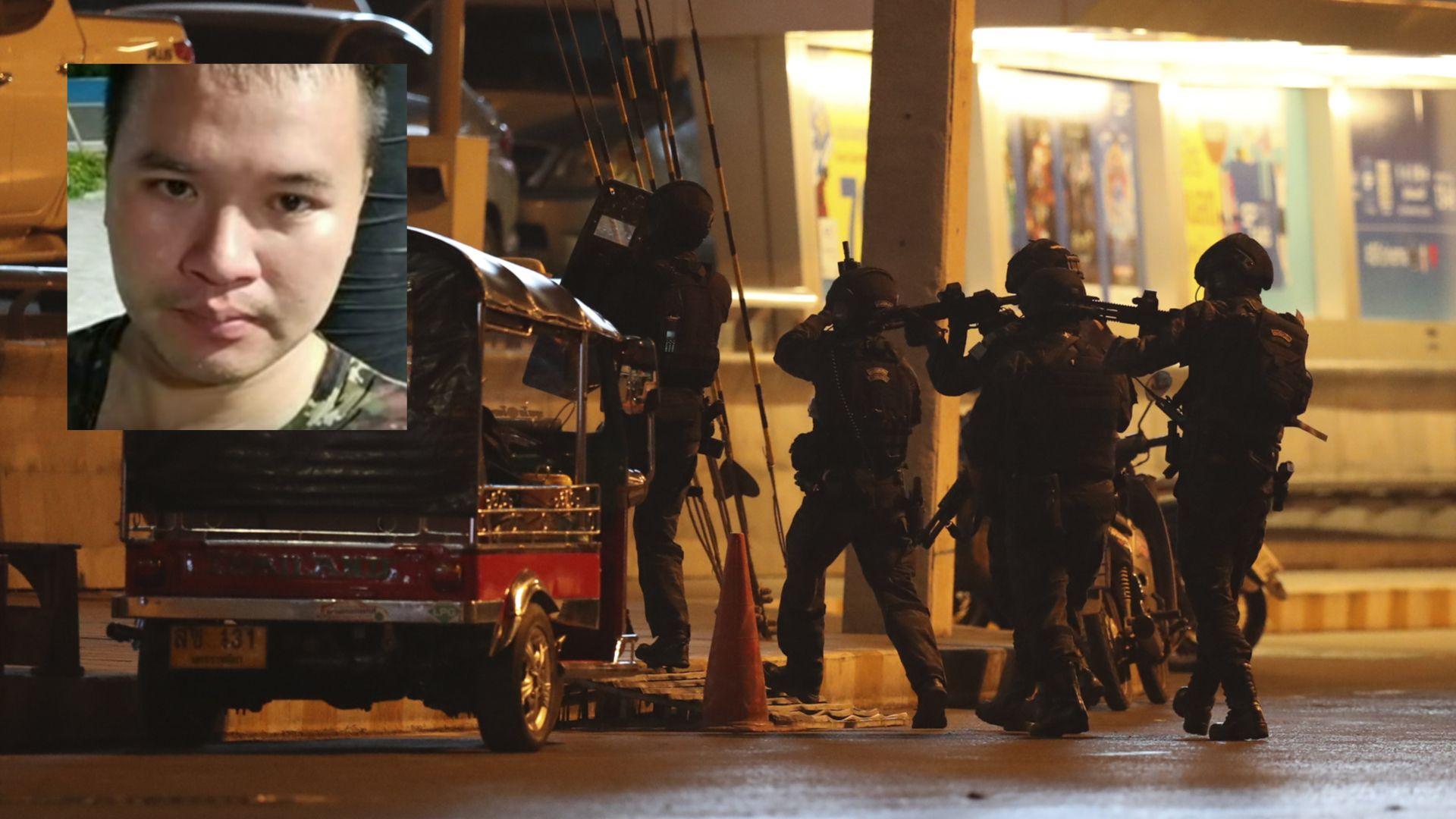 Кървава нощ в Тайланд - военният изби 26 души преди да бъде елиминиран (видео+снимки)