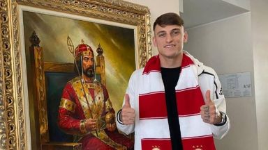 Дошлият от Ювентус Стефано Белтраме: Трансферът в ЦСКА е мечта