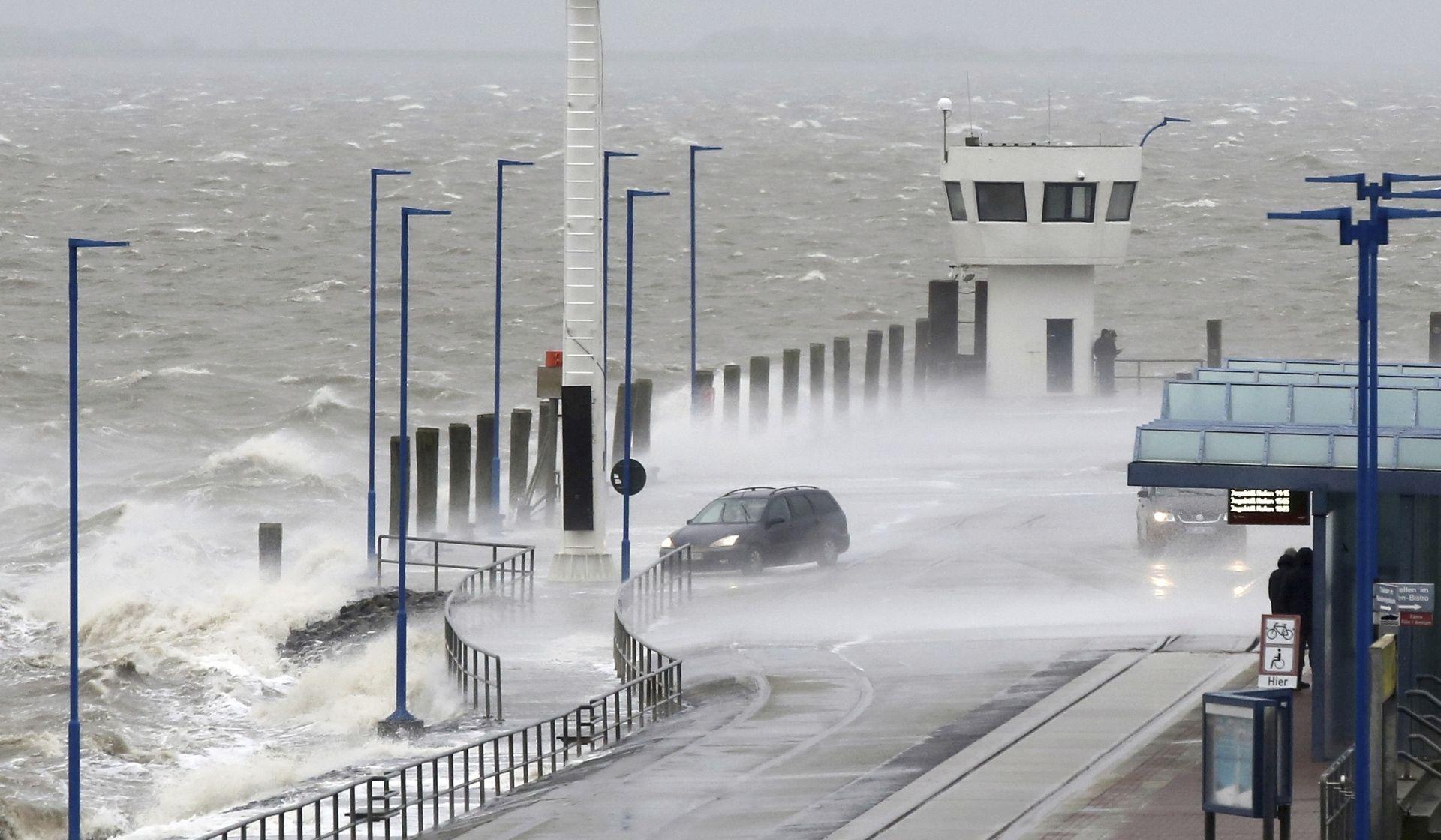 Бурята в Германия