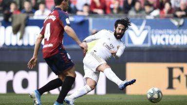 Реал предотврати нов баски кошмар