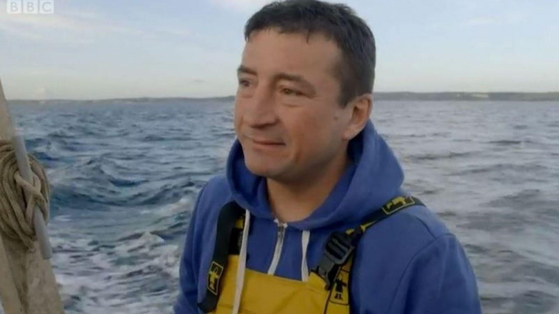 """Български рибар в Корнуол: Източноевропейците ме наричат предател, но аз съм """"за"""" Брекзит"""