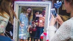 Огледалце, огледалце, запази ми спомен