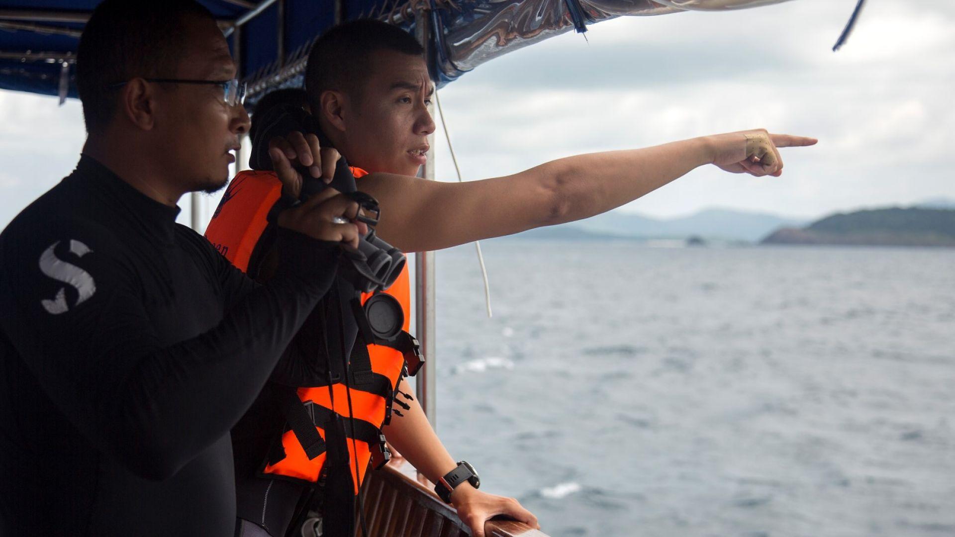Две деца загинаха при сблъсъка на два скоростни катера край