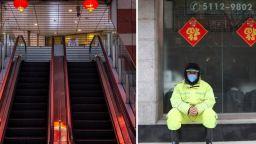 Страховити фотографии на опустелия Шанхай заради коронавируса