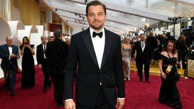 """Леонардо ди Каприо в тандем за правене на филми с """"Епъл"""""""