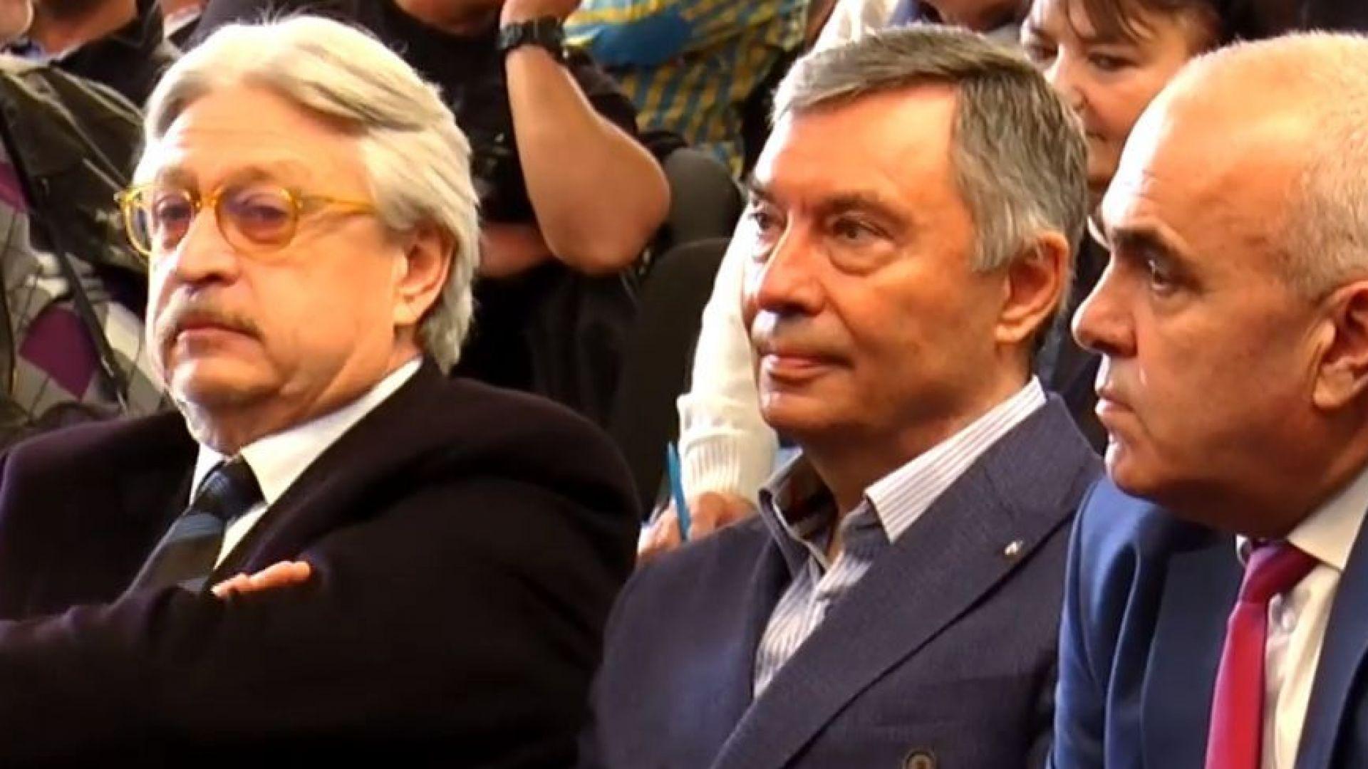 Обявеният за издирване приближен на Васил Божков бизнесмен Александър Тумпаров