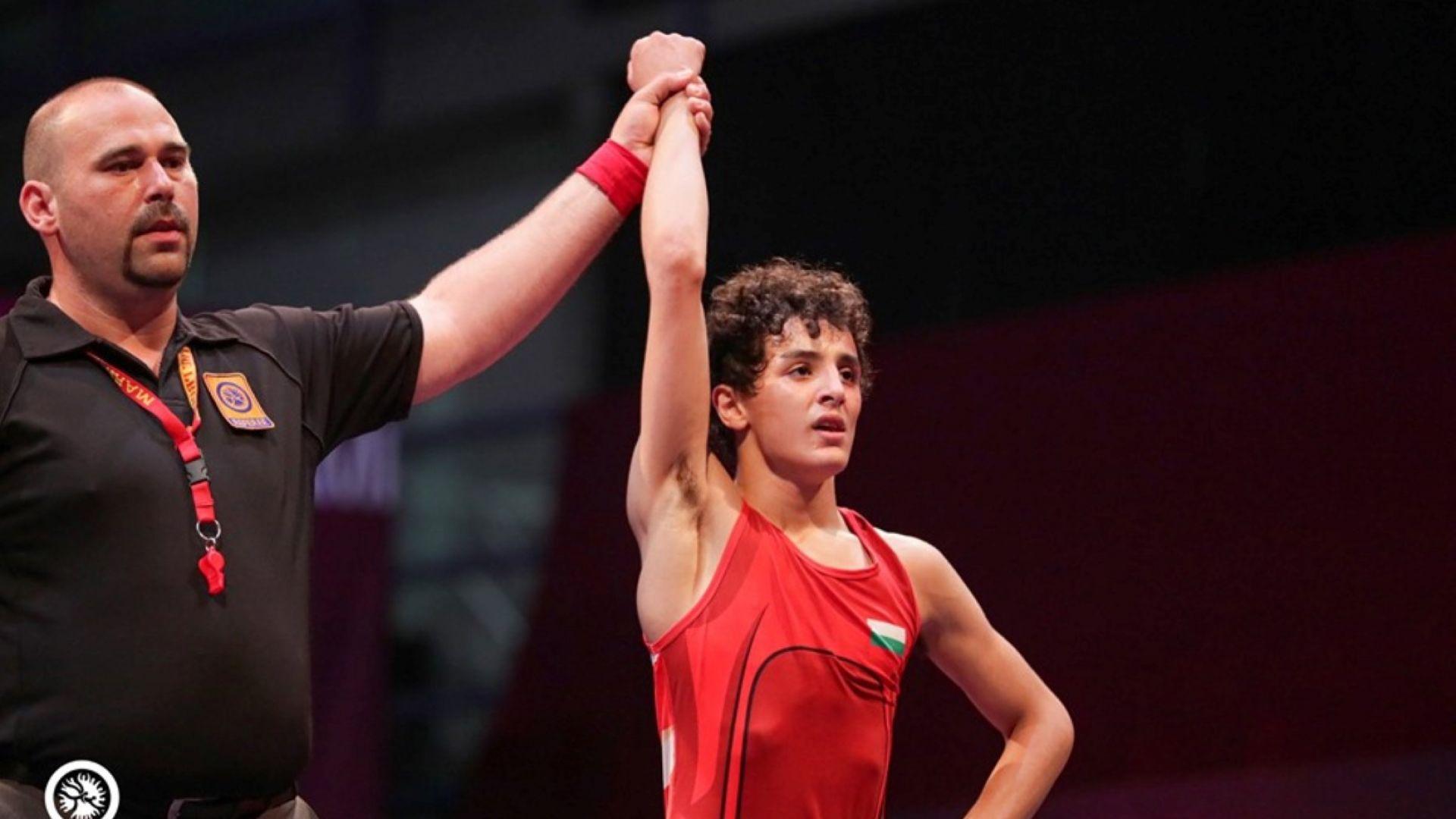 Едмонд Назарян впечатли и набързо се класира за полуфинал на Европейското